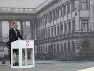 Przeciw odbudowie Pałacu Saskiego: list otwarty