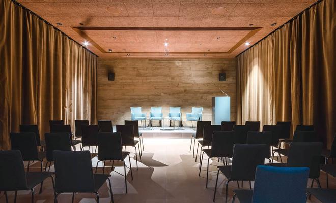 Sala wielofunkcyjna w Muzeum Katyńskim