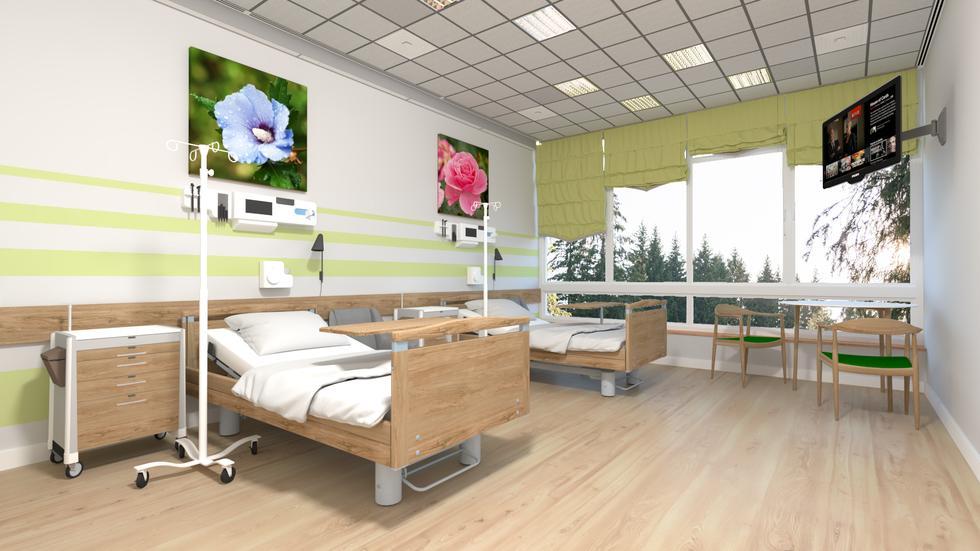 Projektowanie obiektów z funkcją opieki dla osób z demencją