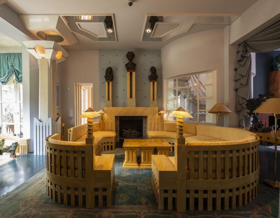Kosmiczny dom Charlesa Jencksa