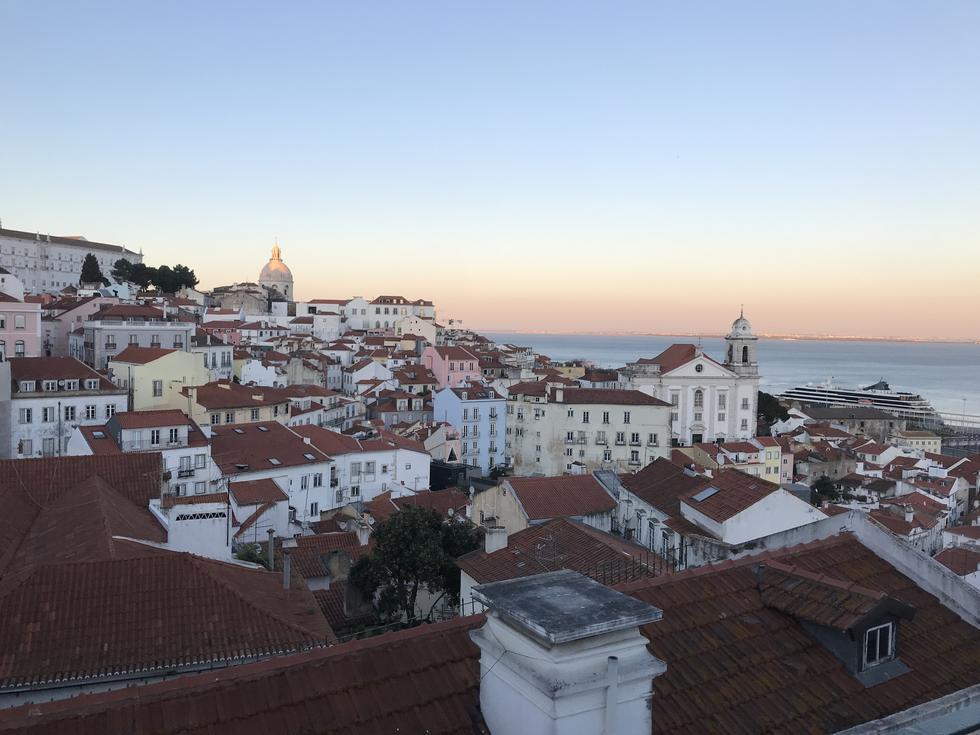 Portugalia jako kraj pełen słońca i kontrastów - relacja z wymiany Erasmus+