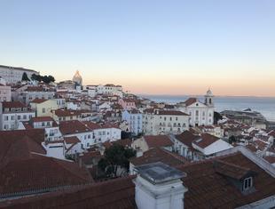 Portugalia jako kraj pełen słońca i kontrastów - relacja z wymiany Erasmus+ w Lizbonie