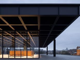 Neue Nationalgalerie w Berlinie – drugie życie architektonicznej ikony