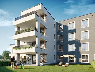 Zespół mieszkaniowy Aparté Mokotów w Warszawie: nowy projekt HRA Architekci