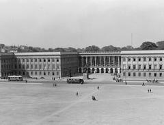 SARP chce konkursu na plac Piłsudskiego: stanowisko Stowarzyszenia Architektów Polskich w sprawie odbudowy Pałacu Saskiego