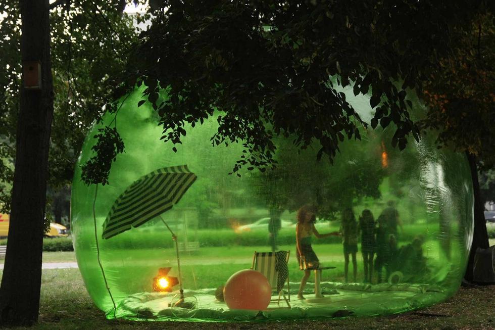 Plastique Fantastique – artyści w obliczu pandemii