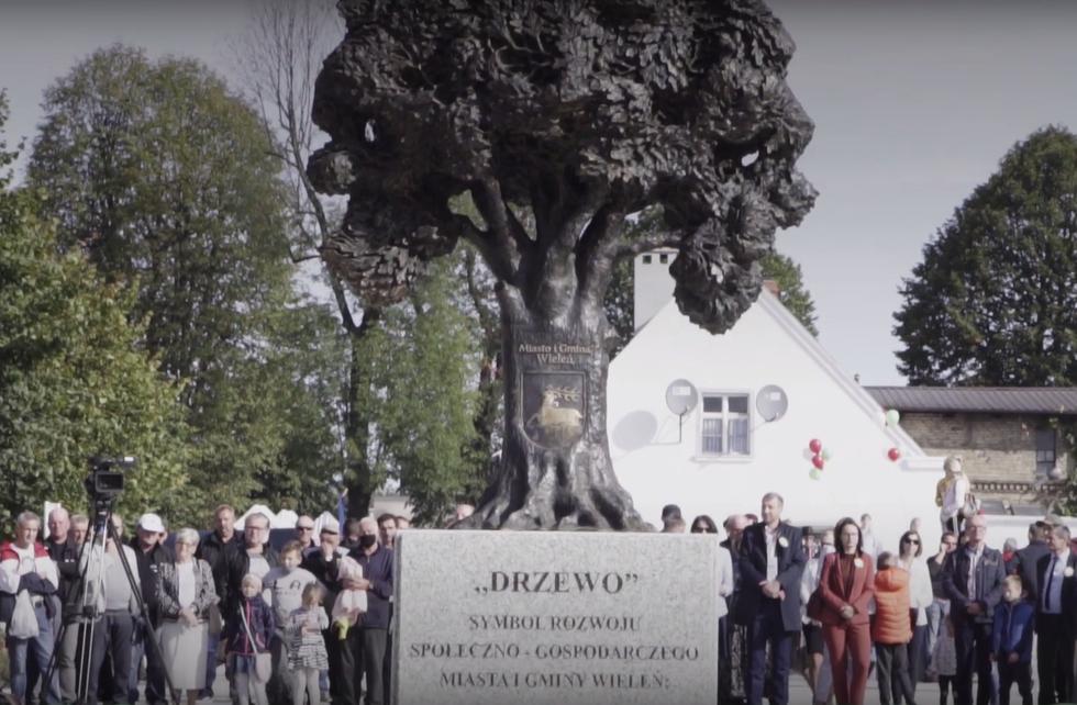 Pomnik Drzewa w Wieleniu: nowy trend rewitalizacji przestrzeni miejskiej?