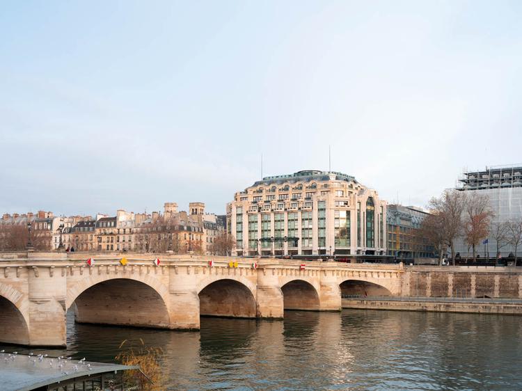 La Samaritaine / Paryż