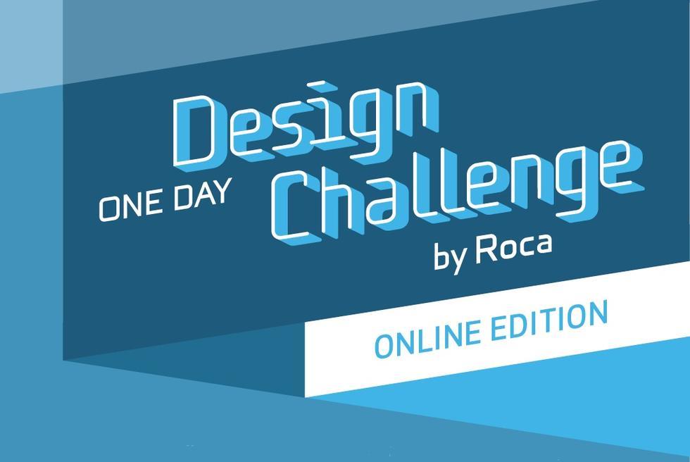 Roca One Day Design Challenge: III edycja konkursu dla młodych architektów i projektantów tym razem w formule on-line