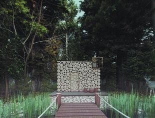 Cocon — obserwatorium przyrody w otulinie Parku Krajobrazowego
