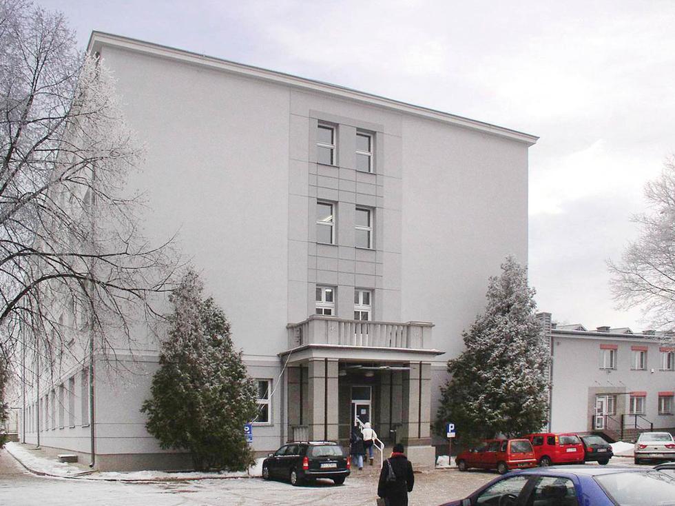 Wydział Architektury Politechniki Białostockiej