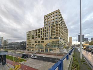 Westbeat. Innowacyjna architektura z Amsterdamu
