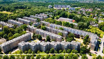 Osiedle Montwiłła-Mireckiego w Łodzi na mapie europejskich osiągnięć modernizmu