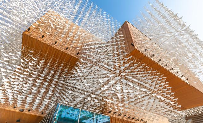 Pawilon Polski na Expo w Dubaju: mamy pierwsze zdjęcia