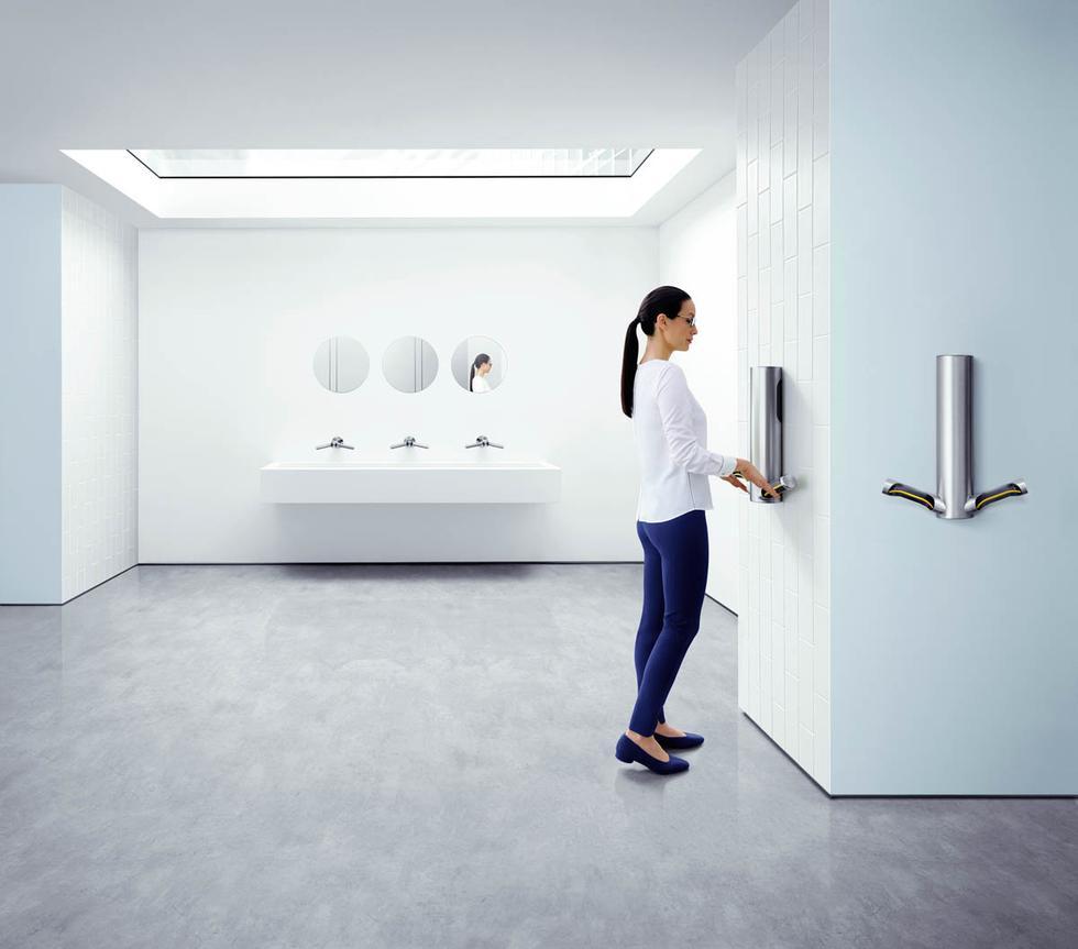 Higiena w łazienkach publicznych