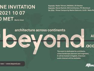 Beyond.aco: Nader Tehrani, Sinus Lynge i Manal Rachdi o achitekturze w czasach globalnych zmian