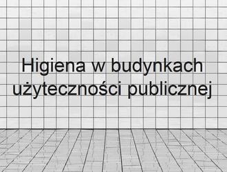 """Akcja specjalna """"Architektury-murator"""""""