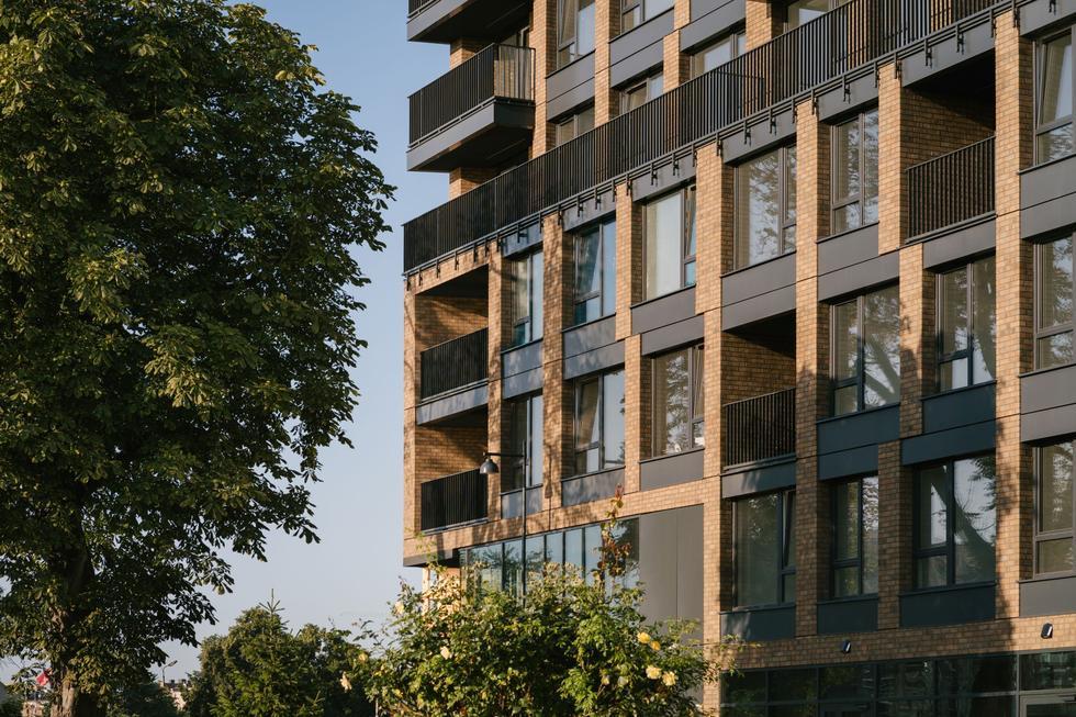 Apartamentowiec Chlebova w Gdańsku: nowa realizacja Roark Studio