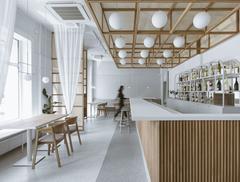 FUTU SUSHI w nowym wydaniu – realizacja pracowni 74studio
