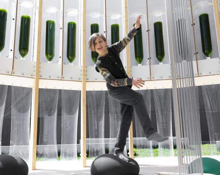 Airbubble: pierwszy w Polsce biotechnologiczny plac zabaw