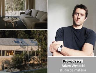 Finaliści i laureaci Plebiscytu Polska Architektura XXL 2020: rozmowa z Adamem Wysockim ze studia de.materia