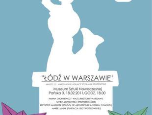 """""""Łódź w Warszawie"""""""