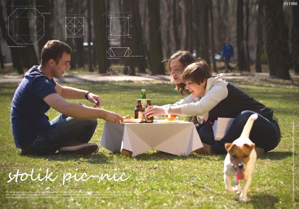 Piknik w mieście