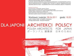 Architekci polscy - Dla Japonii