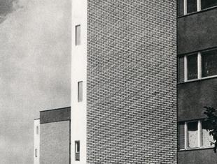 Cykl architektoniczny: Mister Warszawy 50 lat później