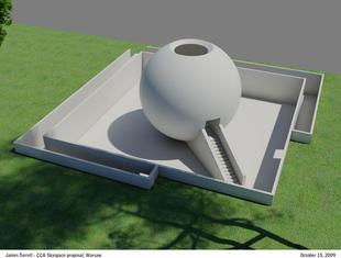 Obserwatorium nieba - międzynarodowa konferencja poświęcona twórczości Jamesa Turrella i realizacjom Skyspace na świecie