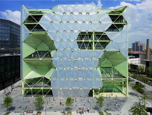 Biurowiec Media-ICT hiszpańskiej pracowni Cloud 9  najlepszym budynkiem świata 2011