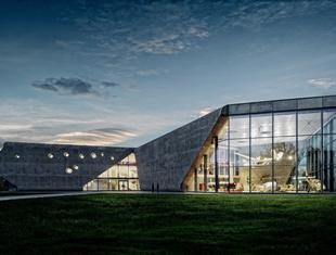 Nowy gmach Muzeum Lotnictwa Polskiego w Krakowie zwycięzcą międzynarodowego konkursu Cemex Building Award 2011