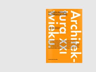 Architektura XXI wieku - dyskusja w księgarni Zachęty