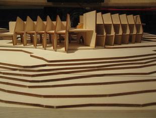 Współczesna architektura norweska. Pierwsze dni wystawy w Krakowie