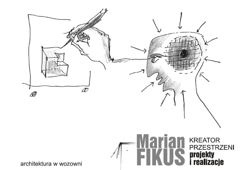 Marian Fikus zaproszenie