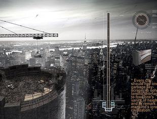 2013 Skyscrapers Competition. Projekty wieżowców przyszłości
