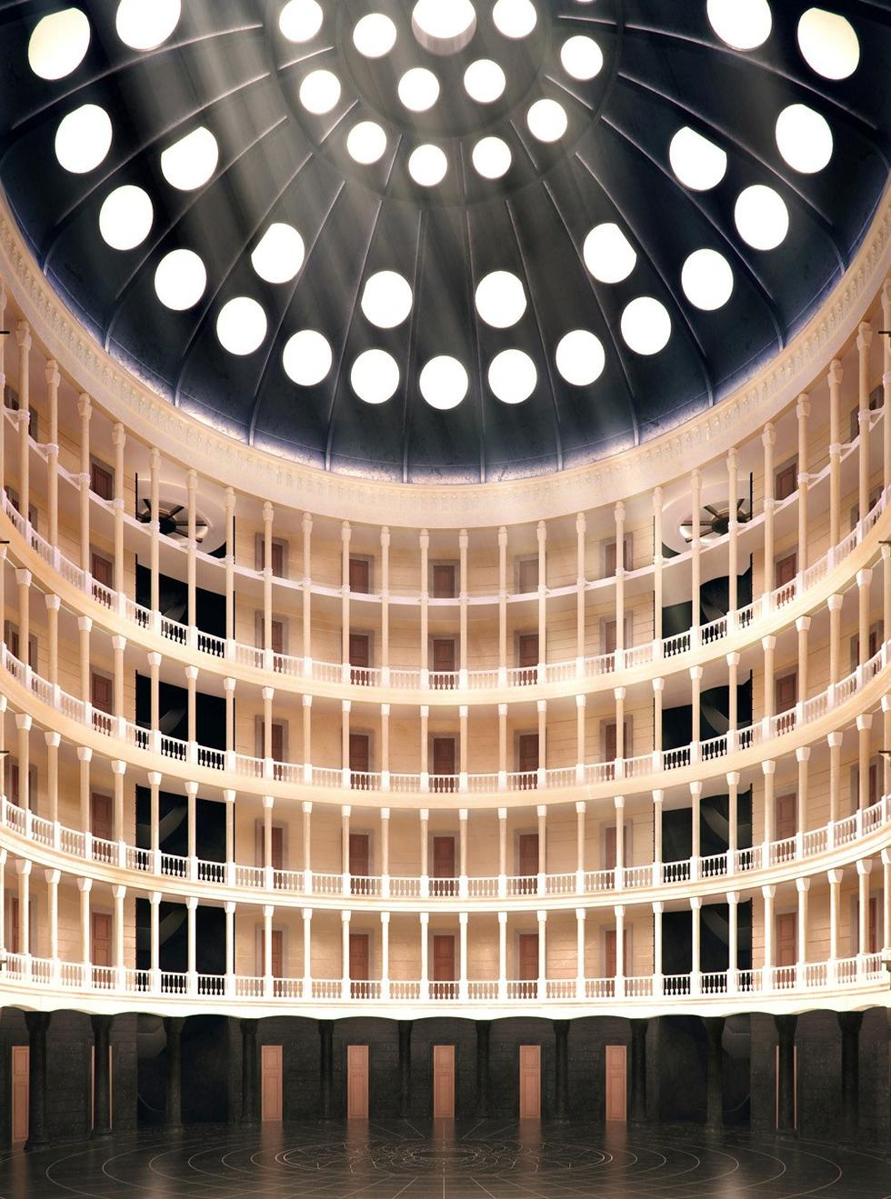 Uffizio Promo- miejsce targów sztuki