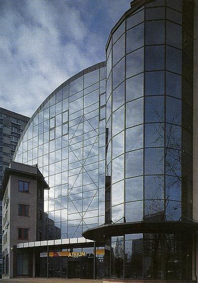 Ulubieniec Warszawy 1989-1995 – Atrium Business Centre