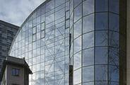 Atrium Business Centre, elewacja poudniowa, al. Jana Pawa II Warszawa