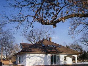 Dom jednorodzinny na Pradze-Południe