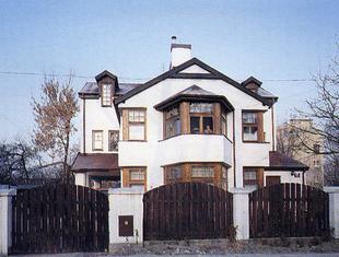 Dom jednorodzinny na Bielanach