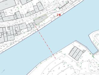 Konkurs architektoniczny na projekt zwodzonej kładki pieszej przez rzekę Motławę na wyspę Ołowiankę w Gdańsku