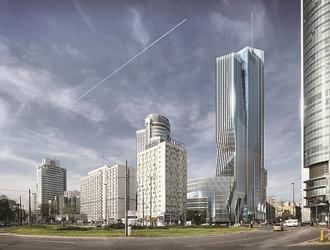 Plany na przyszłość.  Architektura Warszawy w projektach