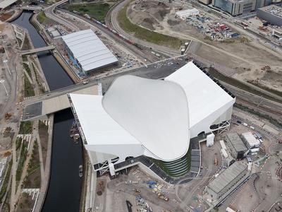 Centrum sportów wodnych wLondynie. Letnie Igrzyska Olimpiskie 2012
