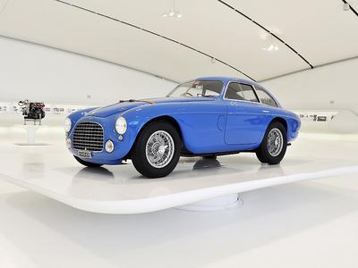 Muzeum Enzo Ferrariego w Modenie