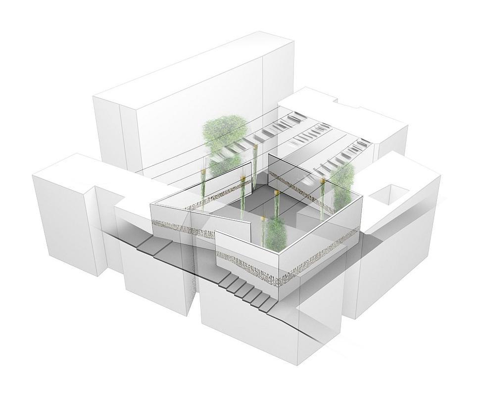 Projekt placu w Fezie, NArchitekTURA