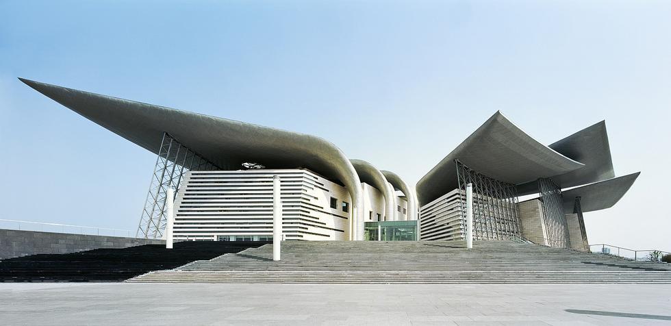 Teatr Wielki w chińskim mieście Wuxi
