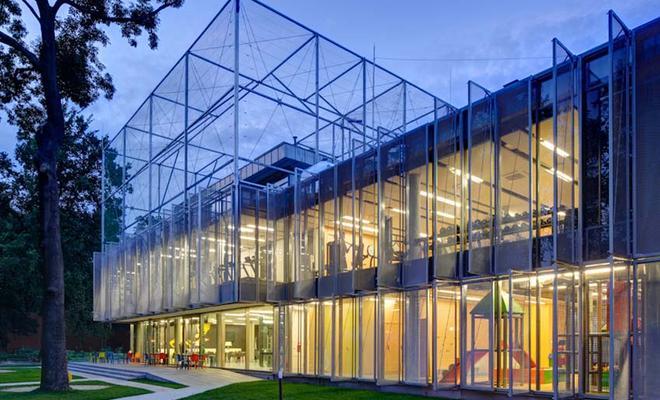 Centrum rekreacyjne FALA PARK w Wolsztynie. Sport na dachu