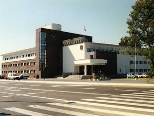 NAGRODA MINISTRA SPRAW WEWNĘTRZNYCH I ADMINISTRACJI: ratusz gminy Warszawa-Białołęka
