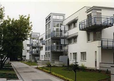 NAJLEPSZY BUDYNEK WARSZAWY 1996-1997: zespół mieszkalny na Żoliborzu